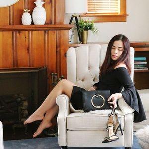 Dresses & Skirts - New Venus Off shoulder black dress